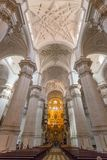 Granada Cathedral, Cathedral of the Incarnation, Granada. Roman Catholic Granada Cathedral, Cathedral of the Incarnation, Granada, Andalusia, Spain stock image