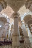 Granada Cathedral, Cathedral of the Incarnation, Granada. Roman Catholic Granada Cathedral, Cathedral of the Incarnation, Granada, Andalusia, Spain stock photo