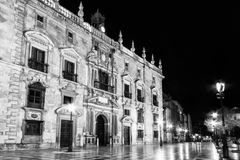 Granada - chancery real Imagem de Stock Royalty Free
