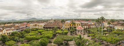 Granada dalla cattedrale Fotografie Stock