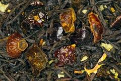 Granada del té negro Fotos de archivo libres de regalías