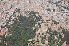 Granada do ar Fotografia de Stock Royalty Free