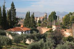 Granada em Spain Imagem de Stock