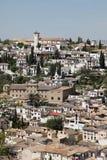Granada España Imágenes de archivo libres de regalías