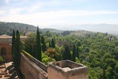 Granada, España Fotos de archivo