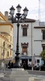 Granada hörn-Spanien Arkivfoton