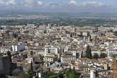 Granada, Hiszpania Fotografia Royalty Free