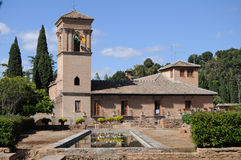 Granada house Stock Photo
