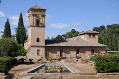 Granada hus arkivfoto