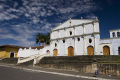 Granada-Kirche Lizenzfreies Stockbild