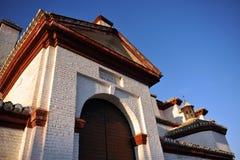 granada kościelny nicol s San Spain Obrazy Royalty Free