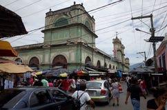 Granada marknad Royaltyfri Fotografi
