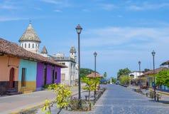 Granada, Nicaragua Stockbild