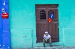 Granada Nicaragua Fotografering för Bildbyråer