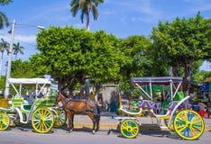 Granada, Nicaragua Royalty-vrije Stock Foto's