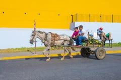 Granada, Nicaragua Stock Foto's