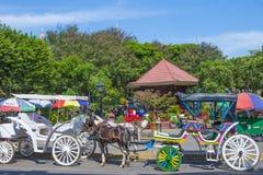 Granada, Nicaragua Stock Afbeeldingen