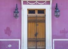 Granada Nicaragua Royaltyfri Fotografi