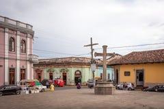 Granada, Nicaragua Imagenes de archivo