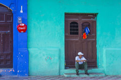 Granada , Nicaragua Stock Photography