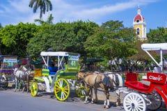 Granada , Nicaragua Stock Images