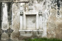 granada Nikaragui niszy ściany Fotografia Stock