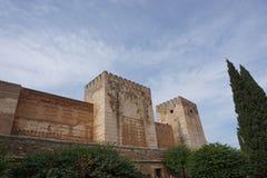 Granada pałac zdjęcia stock