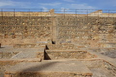 Granada-Palast Stockbild
