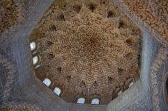 Granada - Pasillo del Abencerrajes Andalucía España imagenes de archivo