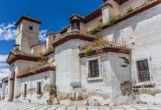 Granada San Nicolas kościół Obrazy Royalty Free