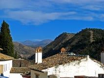 Granada, Siërra Nevadas   Royalty-vrije Stock Foto's
