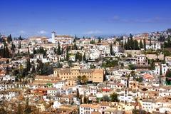 Granada, Spagna Fotografie Stock