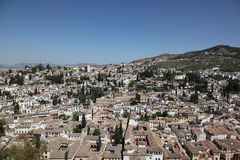 Granada Spain Royalty Free Stock Photography