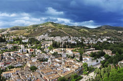Granada, Spain Royalty Free Stock Photo