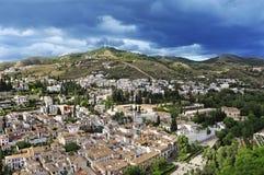 Granada, Spain Royalty Free Stock Photo
