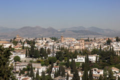 Granada Spain Royalty Free Stock Image