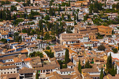 Granada Spain Stock Image