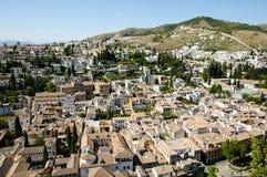 Granada - Spain Stock Images