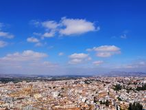 Granada, Spain Stock Photo