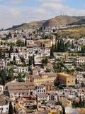 Granada, Spain Royalty Free Stock Photography