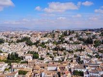 Granada, Spain Royalty Free Stock Photos