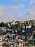 Granada, Spain Stock Photography