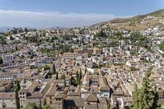 Granada, Spain Stock Images