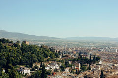 Granada, Spain Stock Images