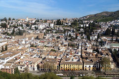 Granada Spain Royalty Free Stock Images