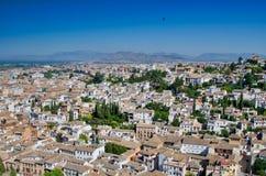 Granada, Spain Royalty Free Stock Images