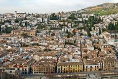 Granada, Spanien Lizenzfreie Stockbilder