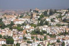 Granada, Spanien Lizenzfreie Stockfotografie