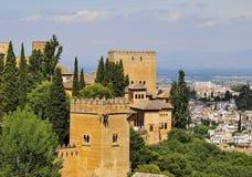 Granada, Spanien Lizenzfreie Stockfotos
