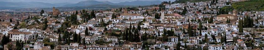 Granada, Spanje Stock Fotografie